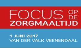 1 juni: symposium Focus op de Zorgmaaltijd